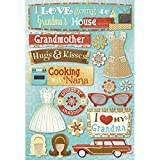 Grandma Stickers