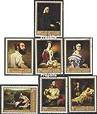 Ungarn 2330A-2336A (kompl.Ausg.) 1967 Gemälde Galerie Budapest (Briefmarken für Sammler)