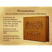 Lagaan - Special Anniversary Edition Wooden Box Set (4-Disc Box Set)