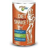 Primavita - Shake dietetico sostitutivo del pasto, gusto cioccolato, 500 g, 10 porzioni