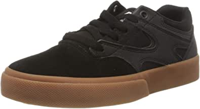 DC Shoes Kalis Vulc, Scarpe da Ginnastica Bambino