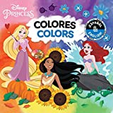 Best Disney Book In Spanishes - Disney Princess: Colors/Colores (Disney Bilingual) Review