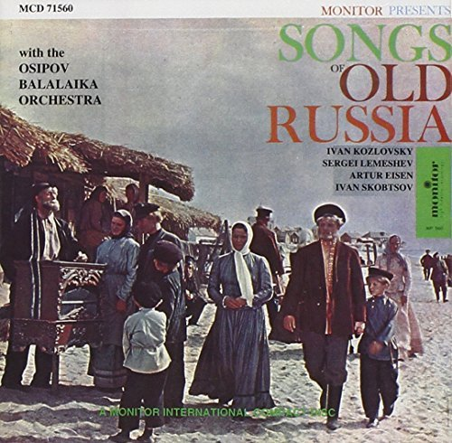 Best of Old Russia by Various (1995-11-28)