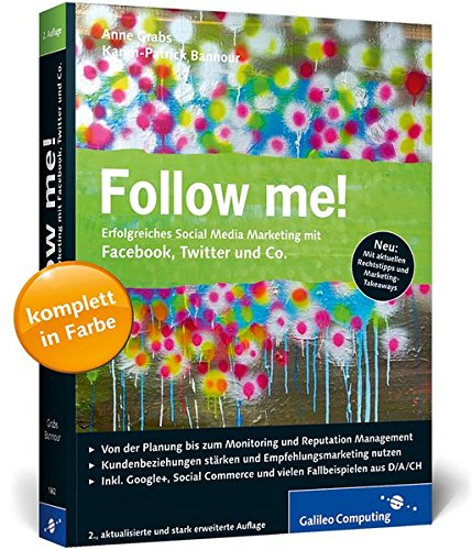61FrPIWhDtL - Follow me!: Erfolgreiches Social Media Marketing mit Facebook, Twitter und Co.