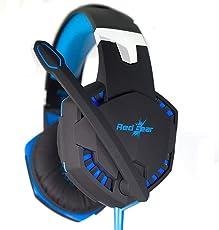 (CERTIFIED REFURBISHED) Redgear HellFury 7.1 Professional Gaming Headphones with Mic