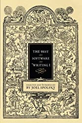 The Best Software Writing I: Selected and Introduced by Joel Spolsky by Avram Joel Spolsky (2005-06-29)
