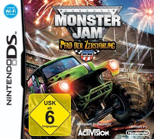 Monster Jam: Pfad der - Monster Spiele Jam