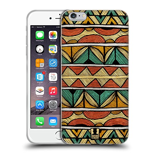 Head Case Designs Occhio Icone Dellantico Egitto Cover Retro Rigida per Apple iPhone 7 Plus / 8 Plus Stampa Navajo