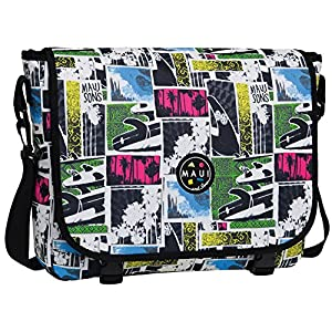 Maui and Sons Mochila Tipo Casual, 38 cm, 11 litros