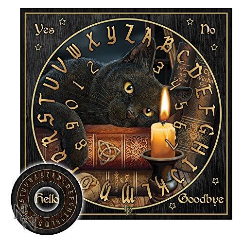 Ouija Brett Spirit Board 36cm verschiedene Varianten (The Witching Hour Lisa Parker)