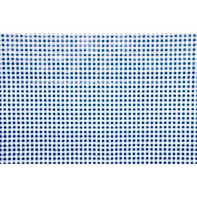 ANRO Tischdecke Wachstischdecke Wachstuch Wachstuchtischdecke Karo Klassik Meterware Blau von ANRO - Gartenmöbel von Du und Dein Garten