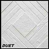 20 m2 Deckenplatten Styroporplatten Stuck Decke Dekor Platten 50x50cm, DUET