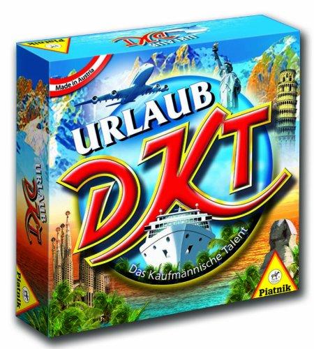 Preisvergleich Produktbild Piatnik 6397 - DKT Urlaub, Brettspiel