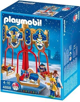Navidad Carrusel por Playmobil (626648)