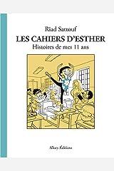 Les Cahiers d'Esther - tome 2 Histoires de mes 11 ans (02) Broché