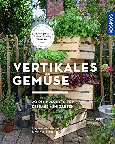 20 DIY-Projekte für essbare Minigärten (Urban Dekorationen)