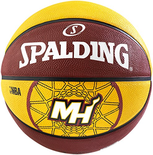 Spalding NBA Miami Heat Team Basketball