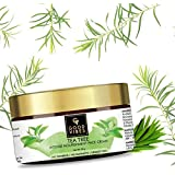 Good Vibes Tea Tree Purifying Face Cream, 50 g Skin Moisturizing Soothing Calming Formula, Helps Reduce Acne & Excess Oil All