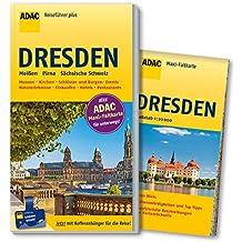 ADAC Reiseführer plus Dresden: mit Maxi-Faltkarte zum Herausnehmen