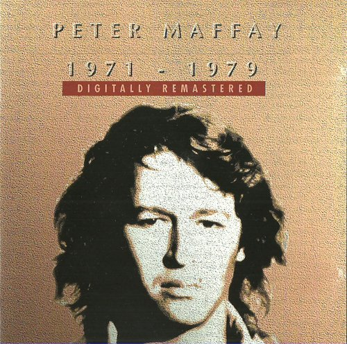 Der frühe Peter Maffay (CD Album Peter Maffay, 16 Tracks)
