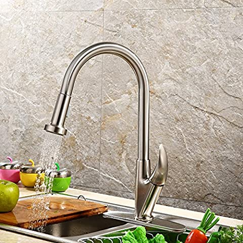 Kitchen Hot And Cold Faucet Faucet Faucet Into The Wall Type Kitchen Single Type Copper