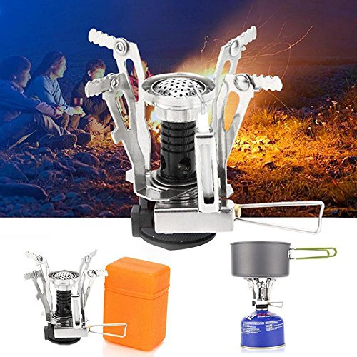 4Cmx5Cmx8Cm 3000W Portable Butane Gas Furnace Outdoor Mini Camping Cooking Stove \ Stuff Kitchenware Chopping Special Trendy Cook Utilities Retro Chef House Latest Cookware Cooking Unusual Kit Unique Furniture Set Dining Decorative Quality