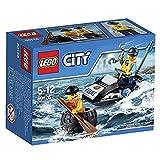Lego City Police 60126 - Fuga con gli Pneumatici