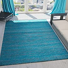 Teppich grün blau  Suchergebnis auf Amazon.de für: Teppich, grün-braun