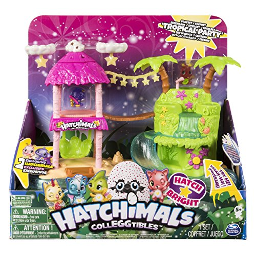 hatchimals 6044052 hatchimals colleggtibles tropical. Black Bedroom Furniture Sets. Home Design Ideas