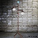 Standleuchten Europäische Retro Eisen Boden Lampe Wohnzimmer Studie kreative Wasser