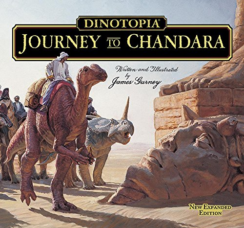 Dinotopia, Journey To Chandara (Calla Editions) por James Gurney