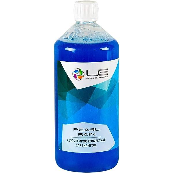 Liquid Elements Pearl Rain Autoshampoo Konzentrat Car Shampoo 1 L Liter Auto