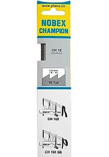 Nobex NOBCH 24 CH24 Rechange Lame 630 mm Encadrement 24 TPI