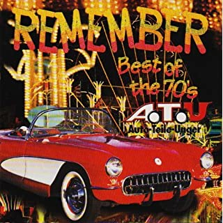 Remember Best of the 70's [CD 2000] Gema SSE-CA 0112, EAN: 2124820010006