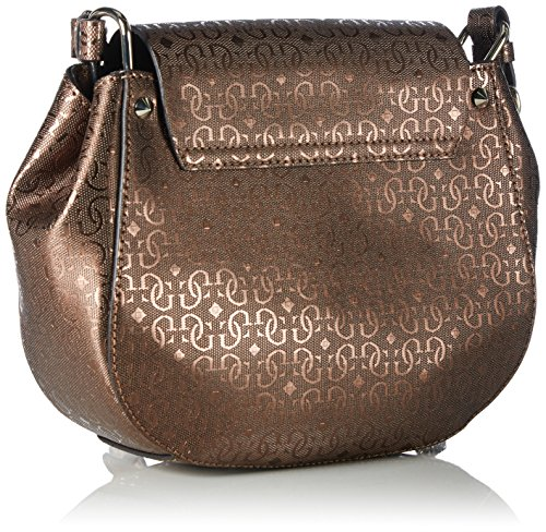 Guess-Damen-Marian-Crossbody-Saddle-Bag-Henkeltasche