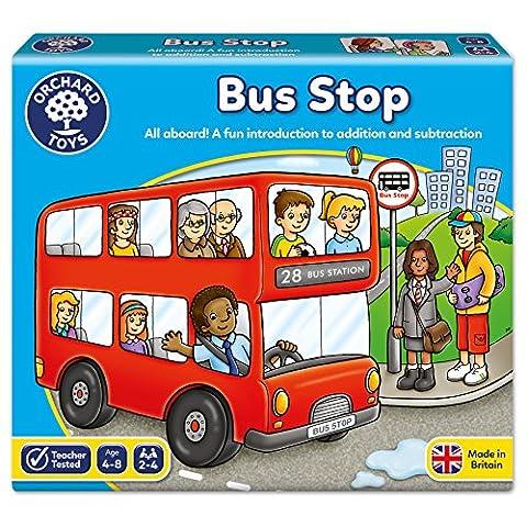 Orchard Toys - Jeu de Société - L'arrêt de Bus