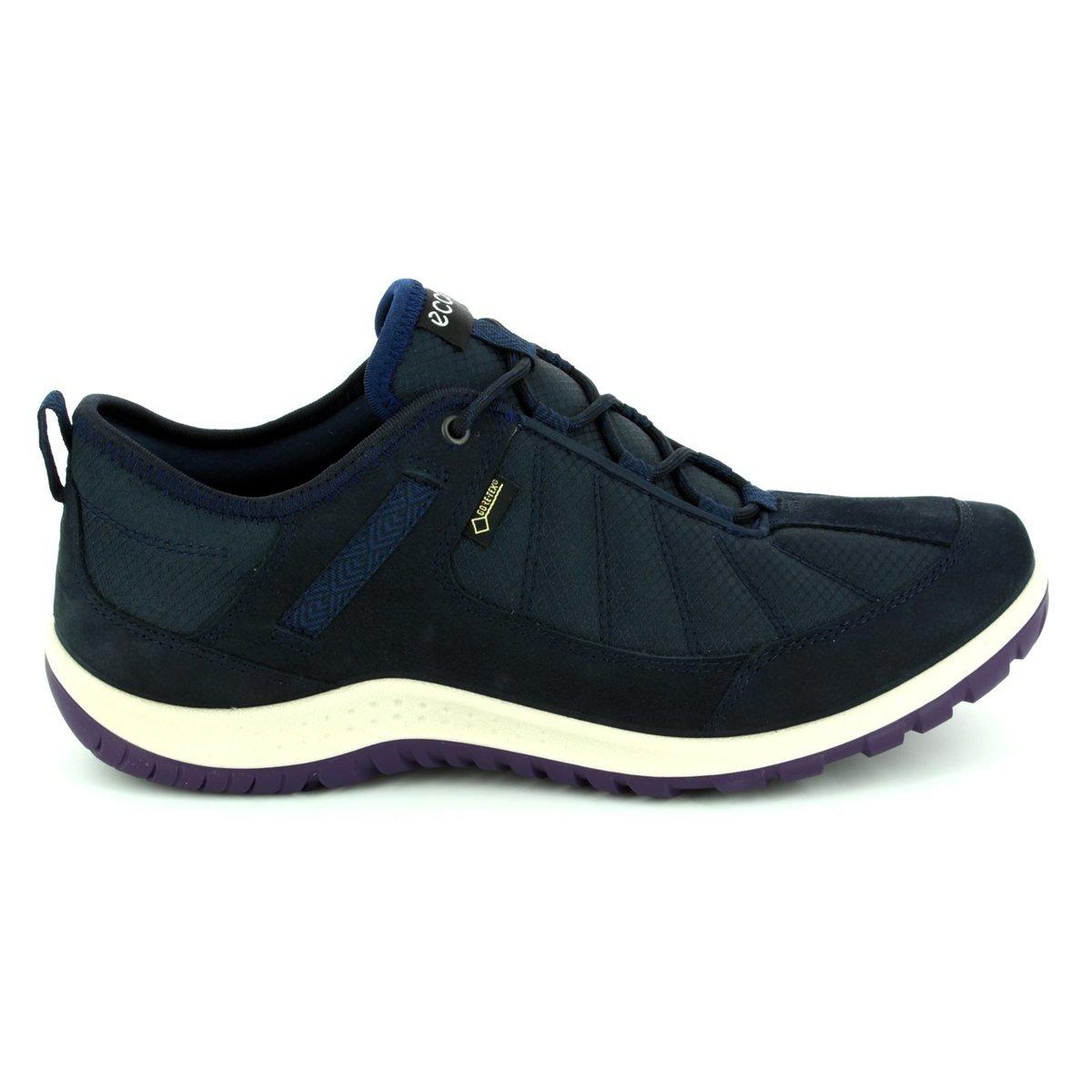 e542fb77df2 ECCO Women's Aspina Low Gore-tex Textile Hiking Shoe - UKsportsOutdoors