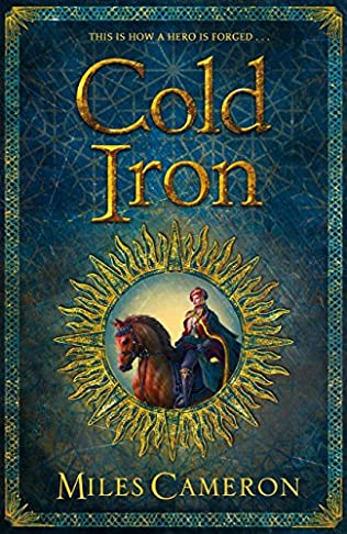book cover of Cold Iron