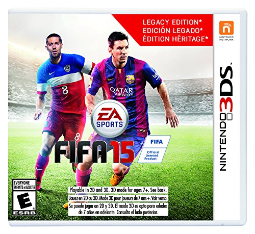 FIFA 15 - Nintendo 3DS by Electronic Arts