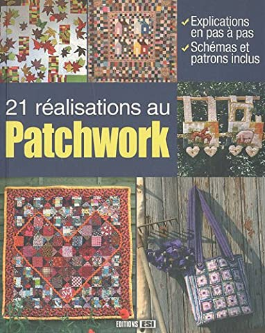 21 réalisations au Patchwork