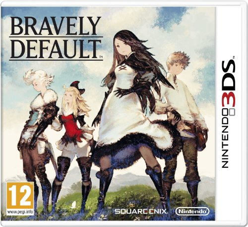 Bravely Default (3DS) [UK IMPORT]