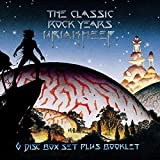 The Classic Rock Years (3CD and 3 DVD set)