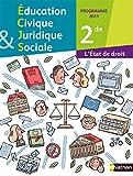 Éducation civique, juridique et sociale 2de