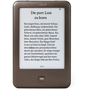 Tolino Shine eBook-Reader