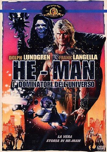 He-Man - I Dominatori Dell'Universo [Italia] [DVD]