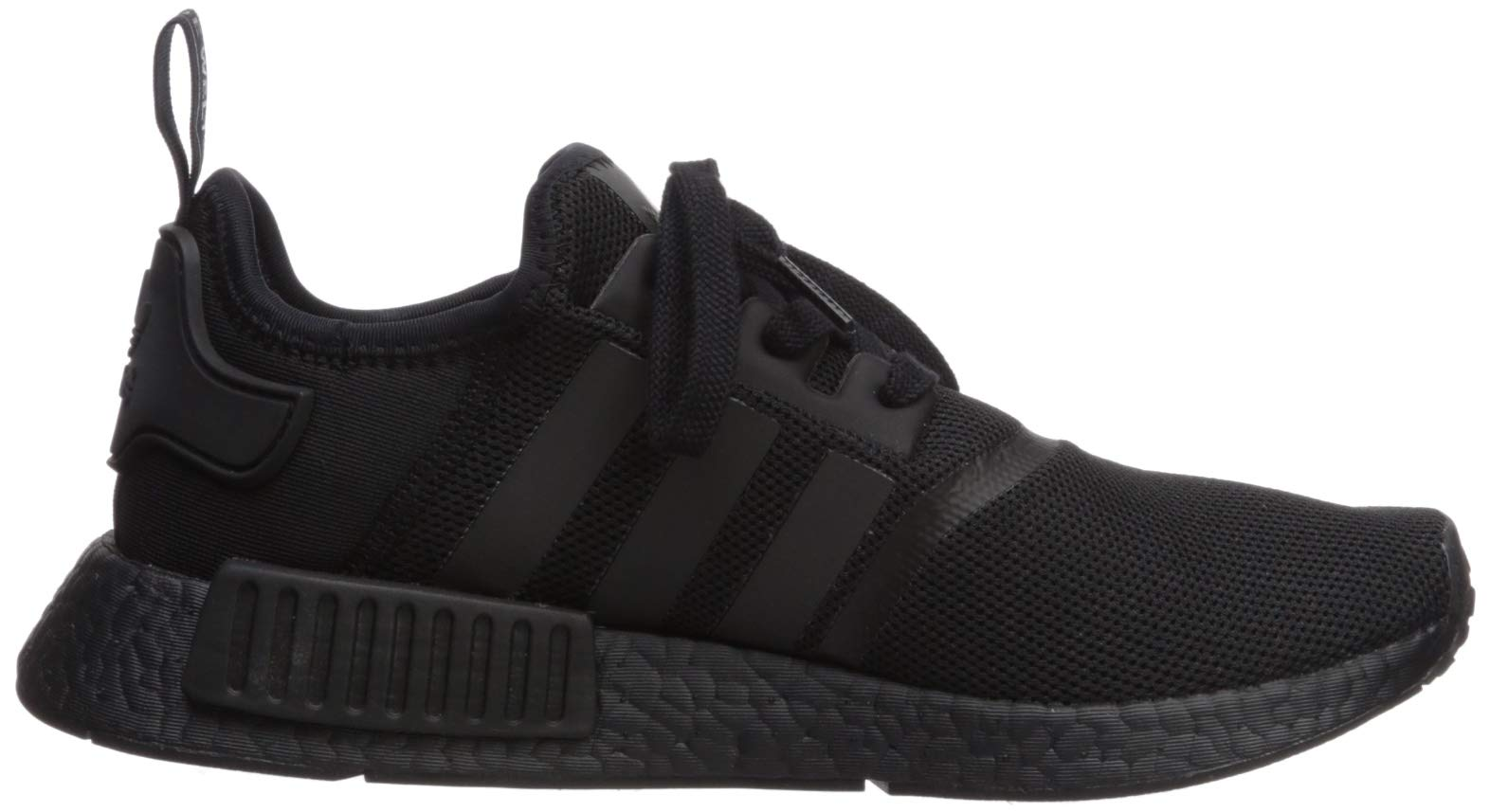 61Ft9osWbSL - adidas Men's NMD_r1 Trainers Black Size: 4.5 UK