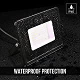 LE-Foco-LED-50W-150W-SAP-Impermeable-Blanco-fro-6500K-Proyector-LED-Exteriores