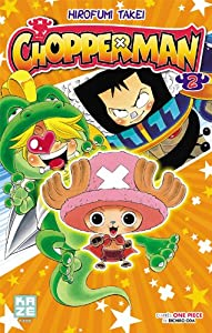 Chopperman Edition simple Tome 2