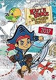 Käpt'n Jake und die Nimmerland Piraten (Wandkalender 2017 DIN A4 hoch): Das ideale Geschenk für alle Fans des Serie (Monatskalender, 14 Seiten ) (CALVENDO Spass)