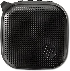 HP Mini 300 Bluetooth Speakers (Black)